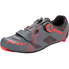 Northwave Storm Shoes Men orange/black